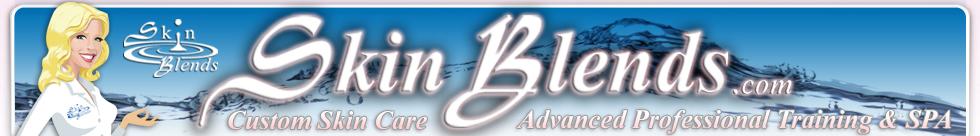 Skin Blends LLC Logo