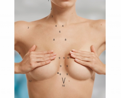 Movements, Massage, and Pressure Points for Beautiful, Happy Breasts