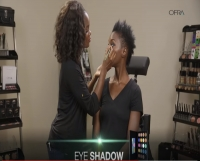 Video: Editorial Makeup for Dark Skin Demonstrated by OFRA's Own - Taryll Atkins