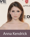 "Vanessa Scali, makeup artist, used Le Mieux Cosmetics to create Anna Kendrick's glowing look for the Los Angeles premiere of ""Mike and Dave Need Wedding Dates,"" which was held at the ArcLight Cinerama Dome in Los Angeles."