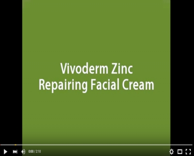 Video: Vivoderm Zinc Cream Updated