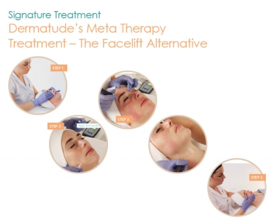 Dermatude's Meta Therapy  Treatment – The Facelift Alternative