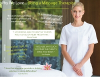 Why We Love...Being a Massage Therapist