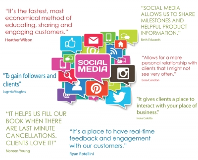 Why We Love... Social Media