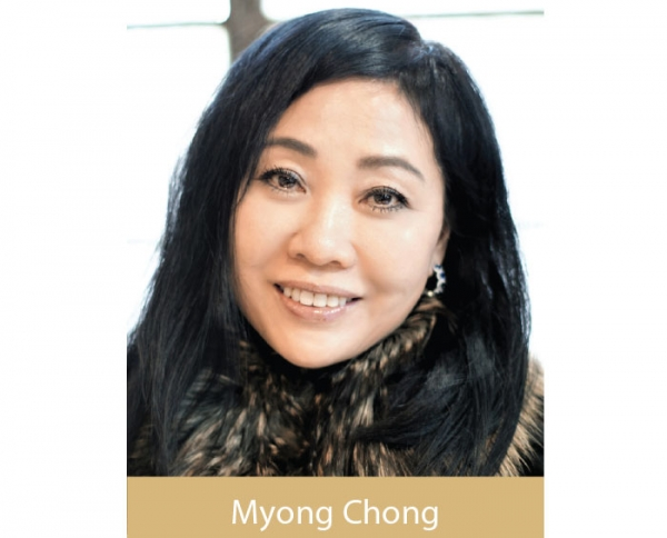 Myong Chong, founder and CEO of Hanna Isul Inc., is celebrating her 35th year as a leader in the skin care industry