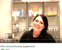 Video: M'lis Immune Boosting Supplements