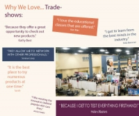 Why We Love... Tradeshows