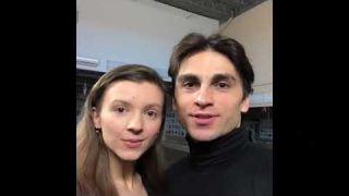Denys Drozdyuk Antonina Skobina Testimonial
