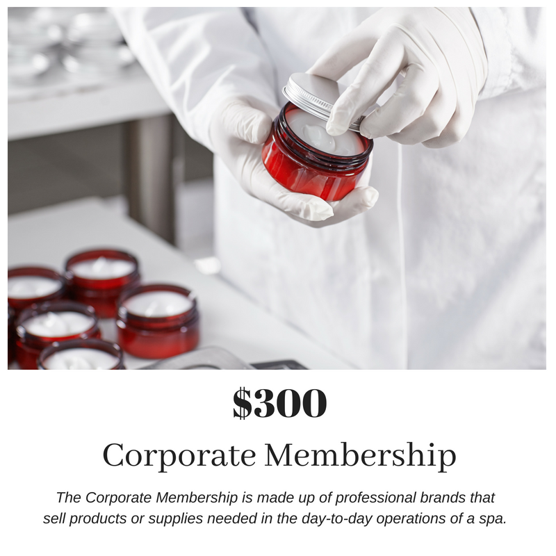Corp AIA Memberships