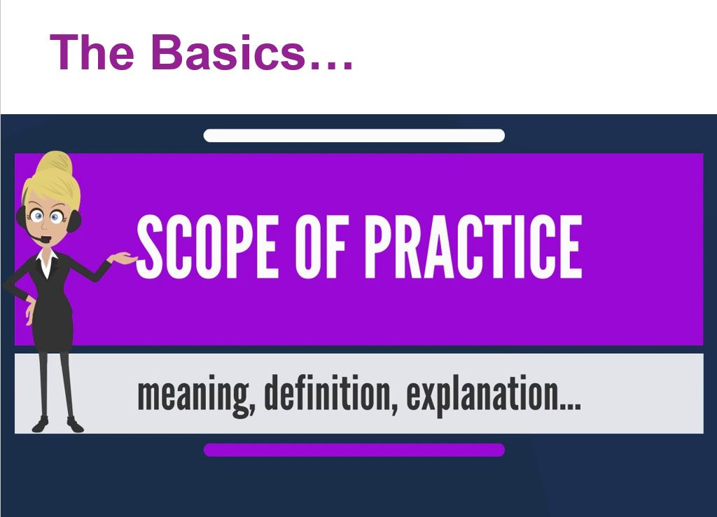 Can I or Can't I? How to Determine Your Scope of Practice