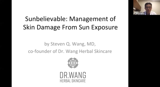 Sunbelievable: A Discussion on Sun Damage, Sun Care, and Common Sunscreen Myths