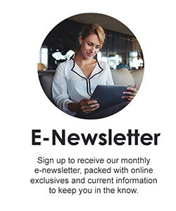 E newsletter NEW