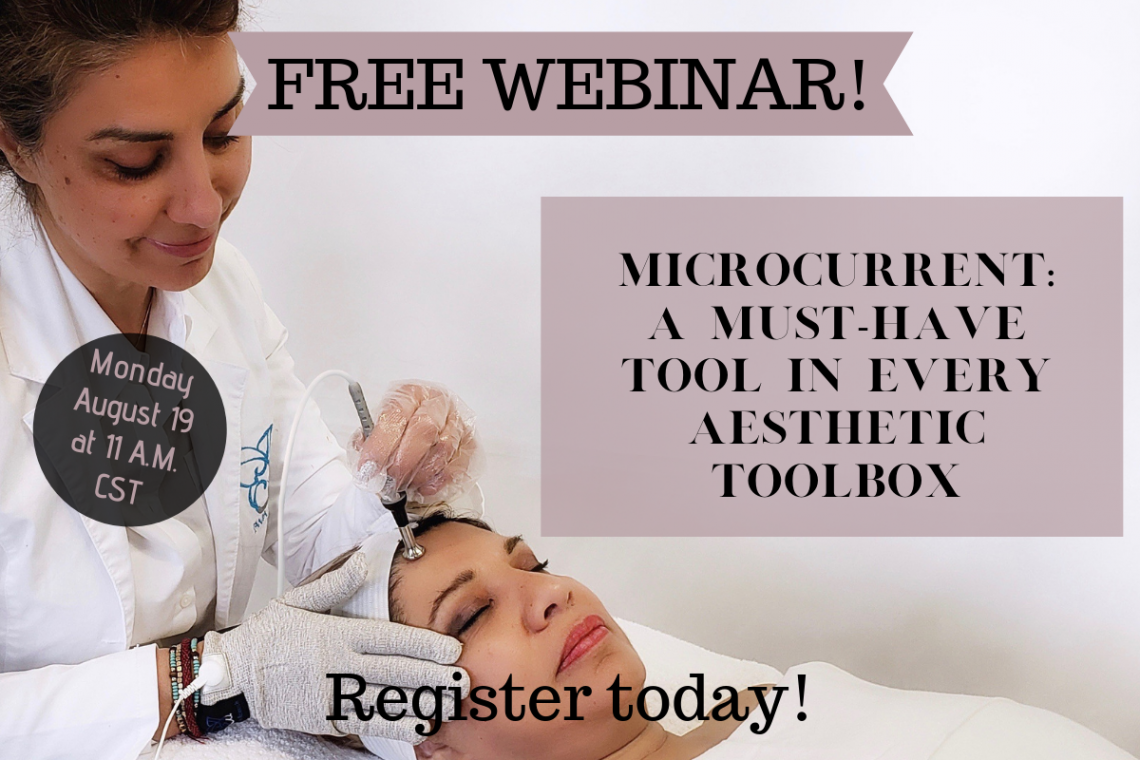 Microcurrent: A Must-Have Tool in Every Aesthetic Toolbox