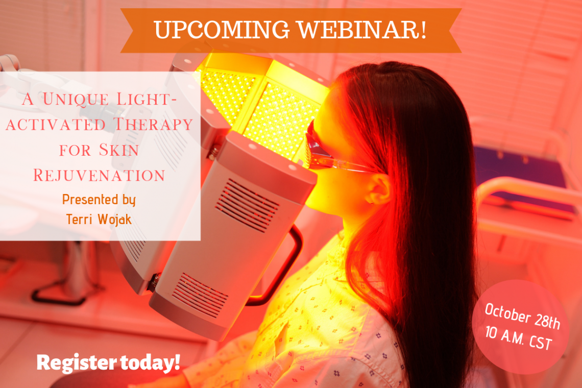 A Unique Light-activated Therapy for Skin Rejuvenation