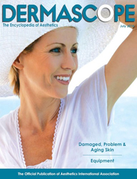DERMASCOPE July 2010 Cover