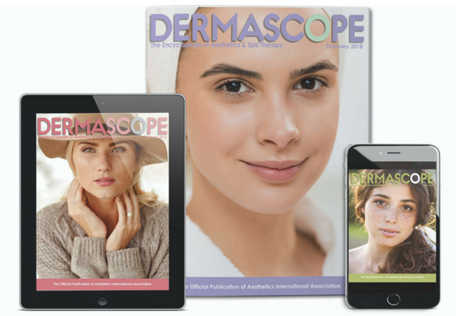 DERMASCOPE Magazine Print & Digital