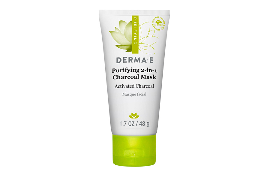 Purifying 2-in-1 Charcoal Mask by Derma E