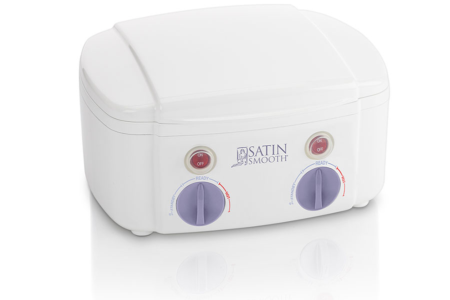 Professional Double Wax Warmer Kit by Satin Smooth