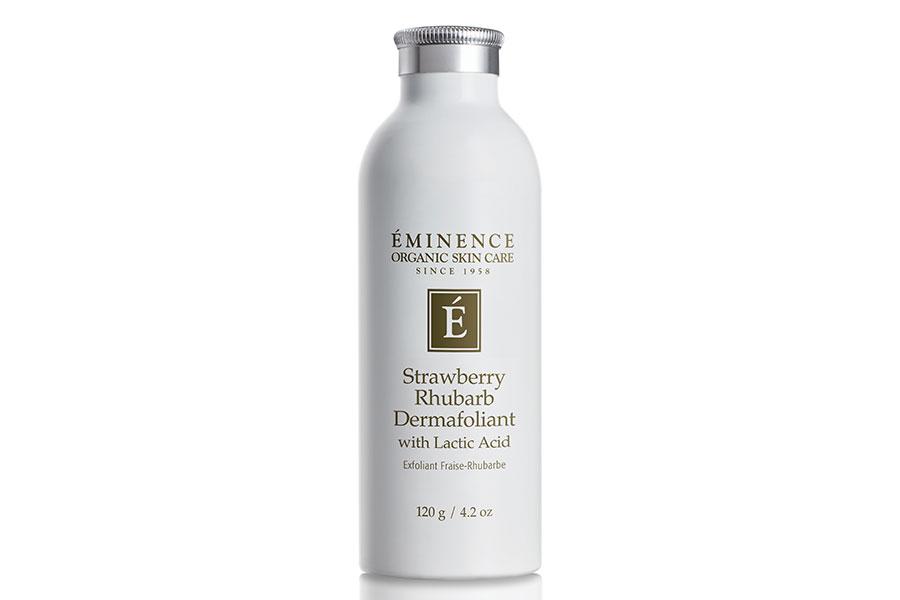 Strawberry Rhubarb Dermafoliant by Eminence Organic Skin Care