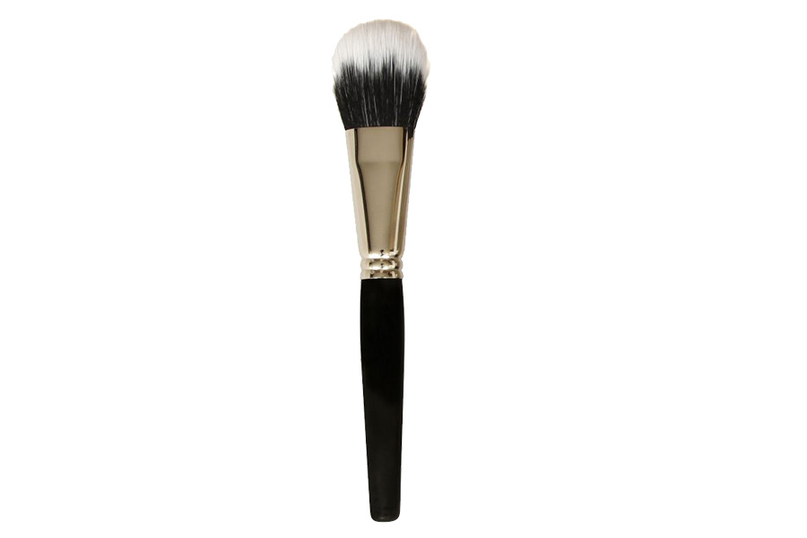 duo fiber pro powder by Brushes By Karen