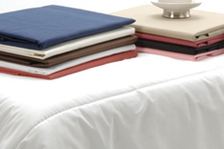 Percale Flat Sheet by Majestic Towels