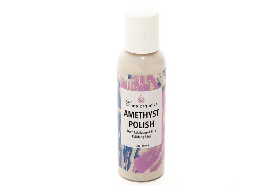 Amethyst Polish by Elina Organics