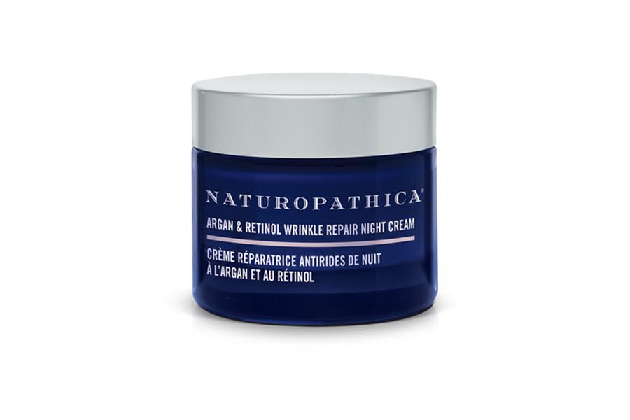 Argan & Retinol Wrinkle Repair Night Cream by Naturopathica