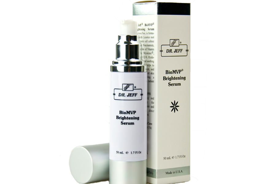BioMVP Brightening Serum by Dr. Jeff Skin Care