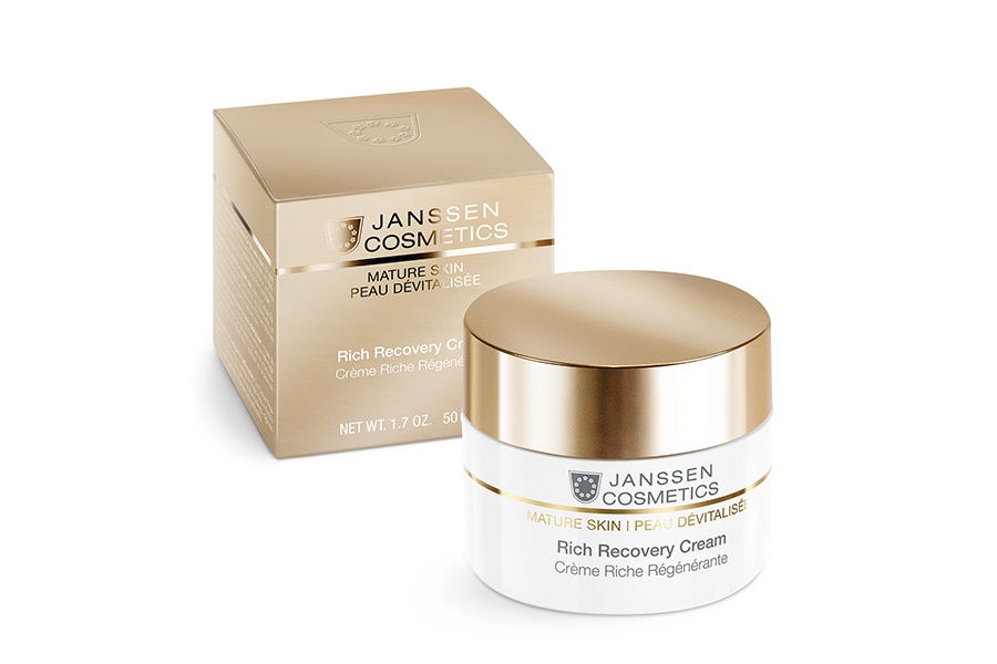 Rich Recovery Cream by Janssen Cosmetics