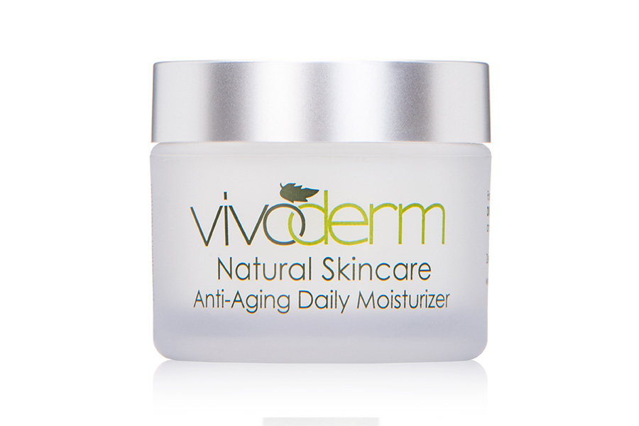 Natural Skincare Anti-aging daily moisturizer by Vivoderm Natural Skincare