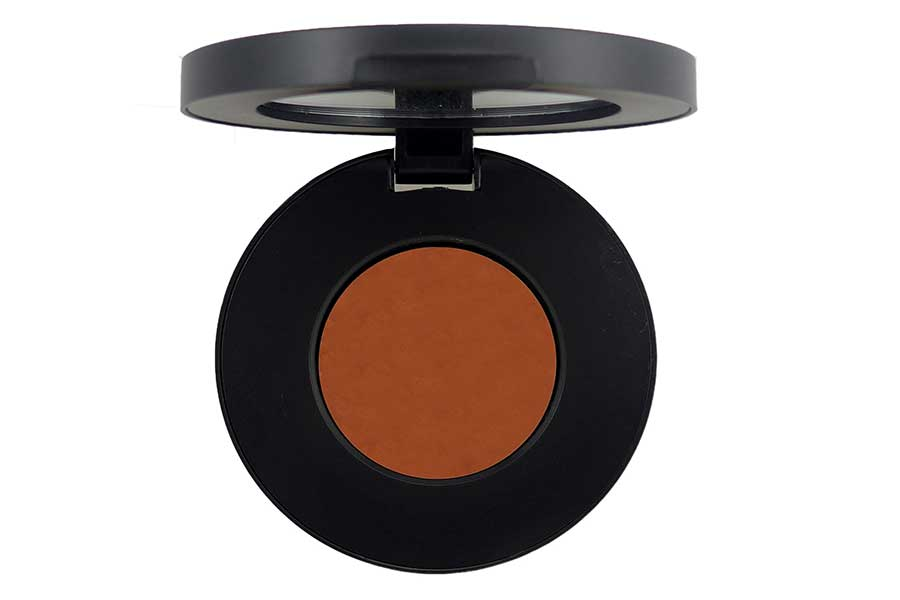 Mineral Pressed Eye Color Brickell by Poise Makeup Professional