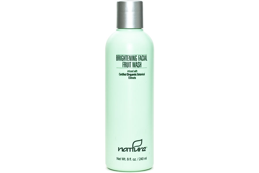 Brightening Facial Fruit Wash by Nature Pure Labs