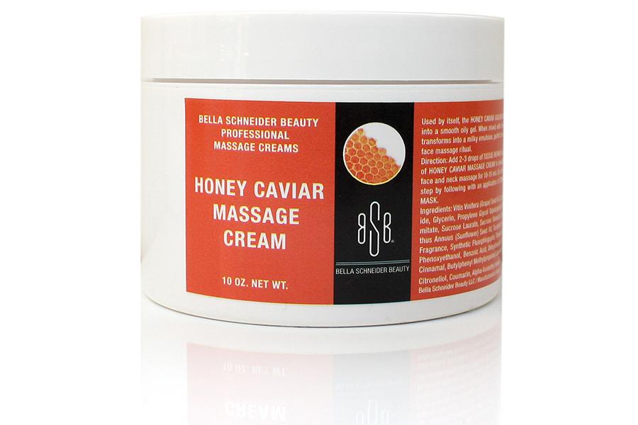 Honey Caviar Massage Cream + Tissue Repair Oil by Bella Schneider Beauty