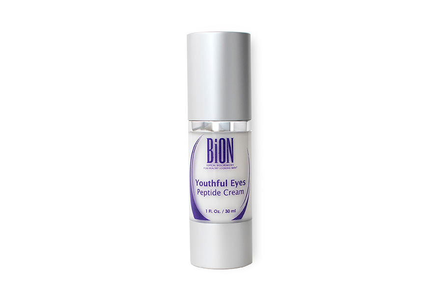 Youthful Eyes Peptide Cream by BiON Skincare Products