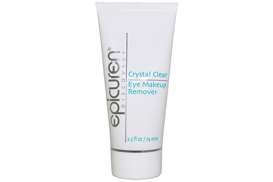 Crystal Clear Eye Makeup Remover by Epicuren