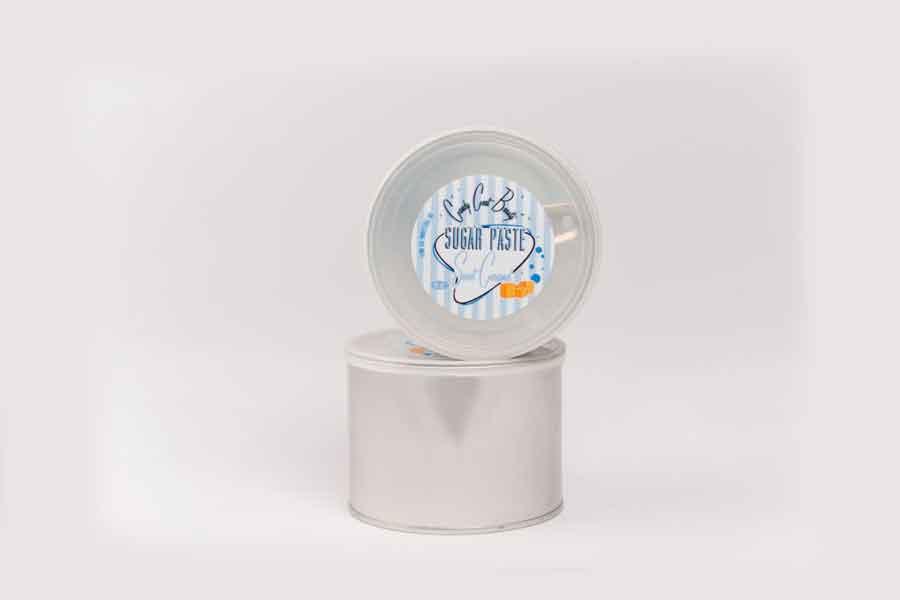 Sweet Caramel Sugar Paste by Candy Coat