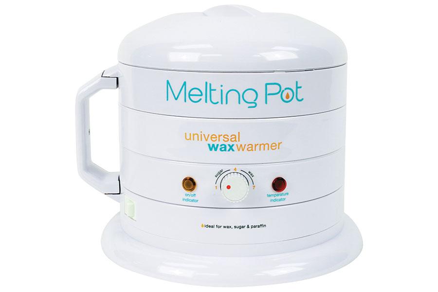 universal wax warmer by Melting Pot