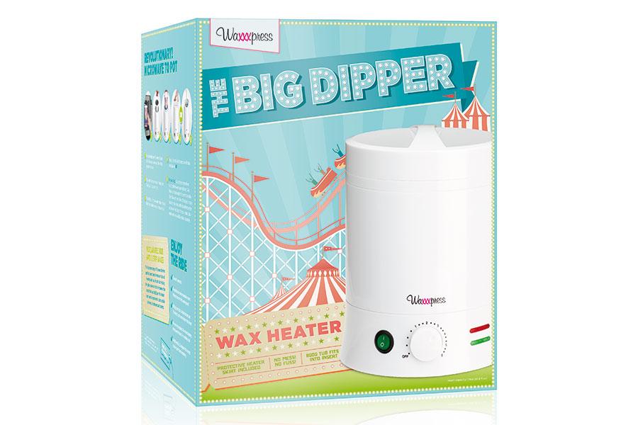 The Big Dipper by Waxxxpress