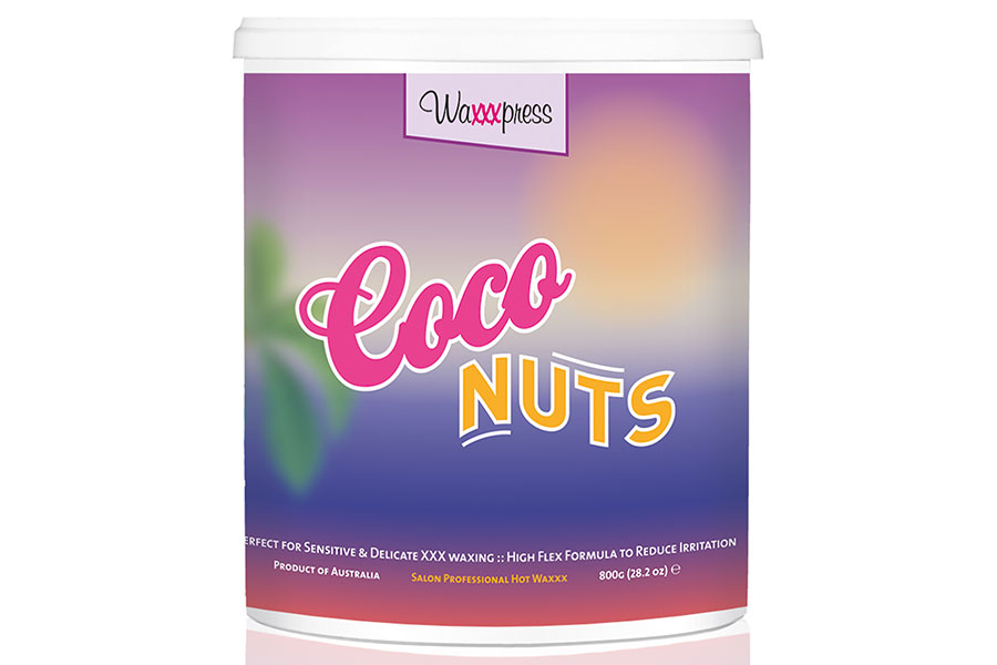 Coco Nuts 800g by Waxxxpress