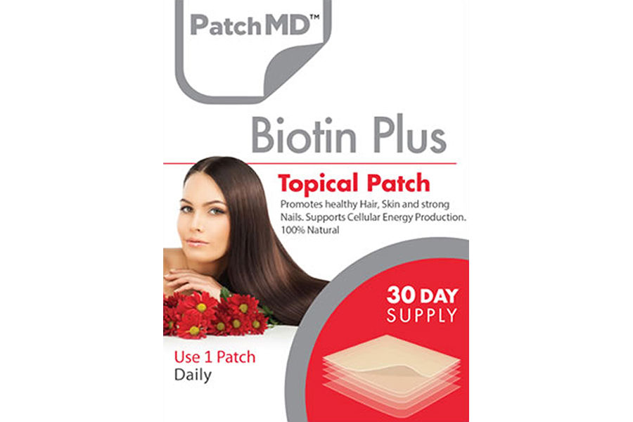 Biotin Plus by Patch MD