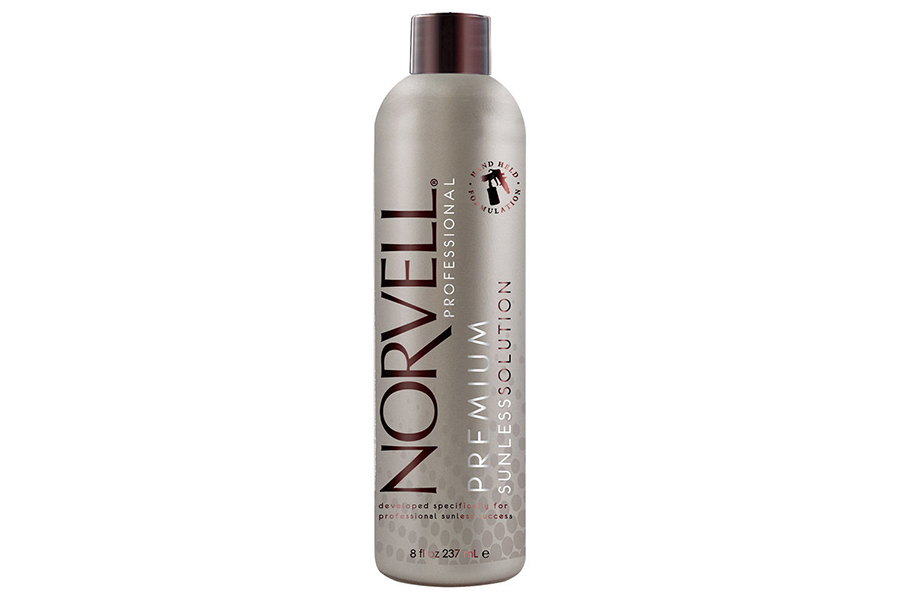 Premium sunless solution by Norvell