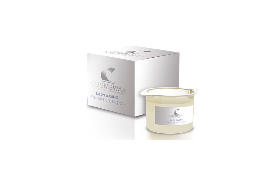 Delicate Areas Pot by Cosmewax