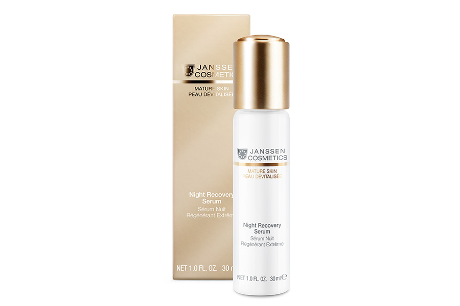 Night Recovery Serum by Janssen Cosmetics