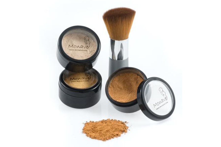 All-in-one-Primer Loose Mineral Foundation by Monave