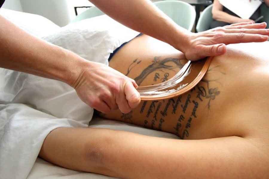 BoomaGlam massage tool by Jindilli