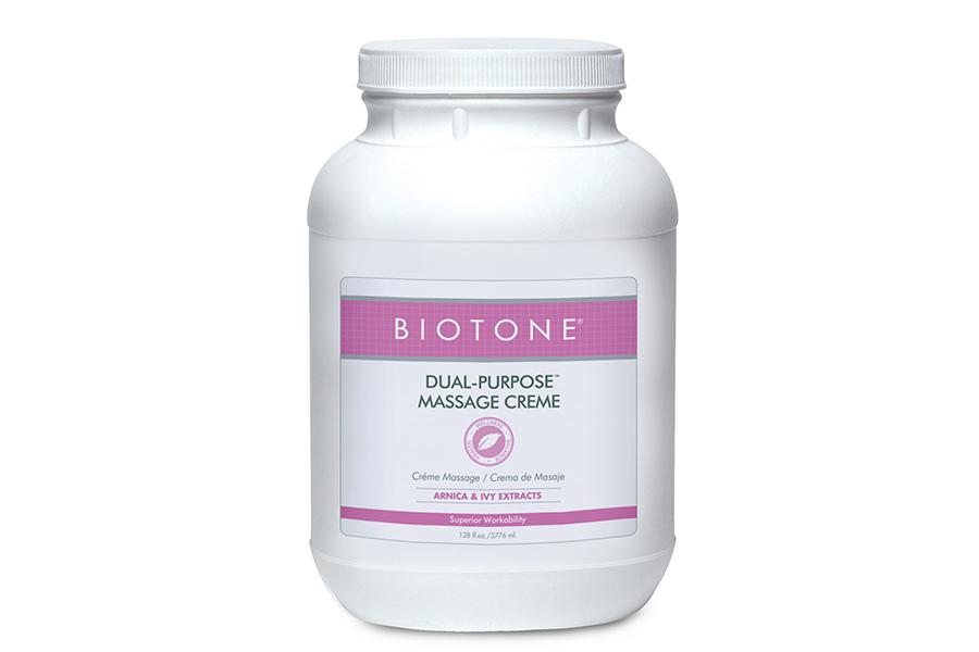 Dual Purpose Massage Crème by Biotone
