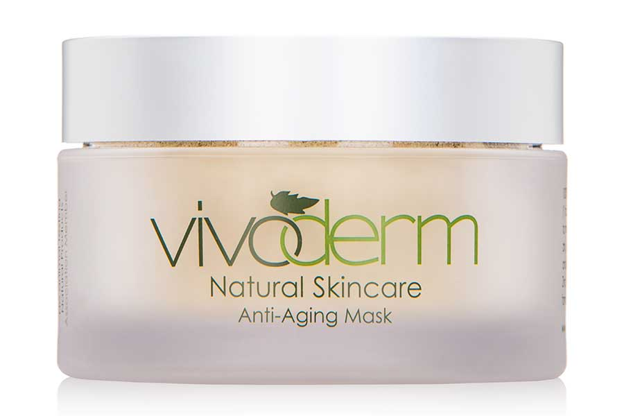 Natural Skincare Anti-Aging Mask by Vivoderm