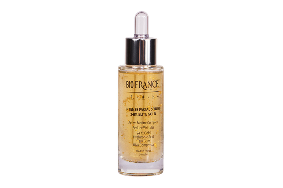 24KT GOLD INTENSE SERUM by Bio France Labs