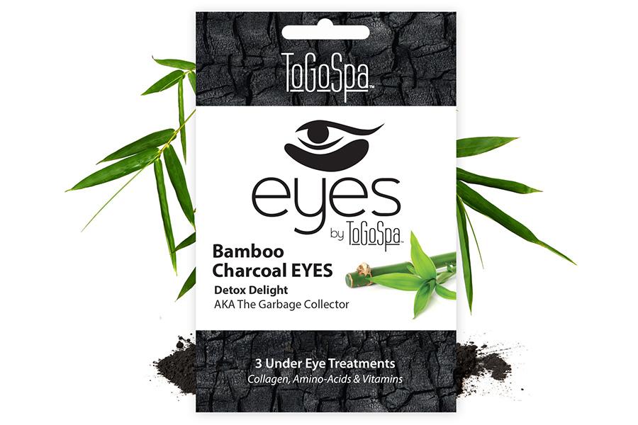 Bamboo Charcoal Eyes by ToGoSpa