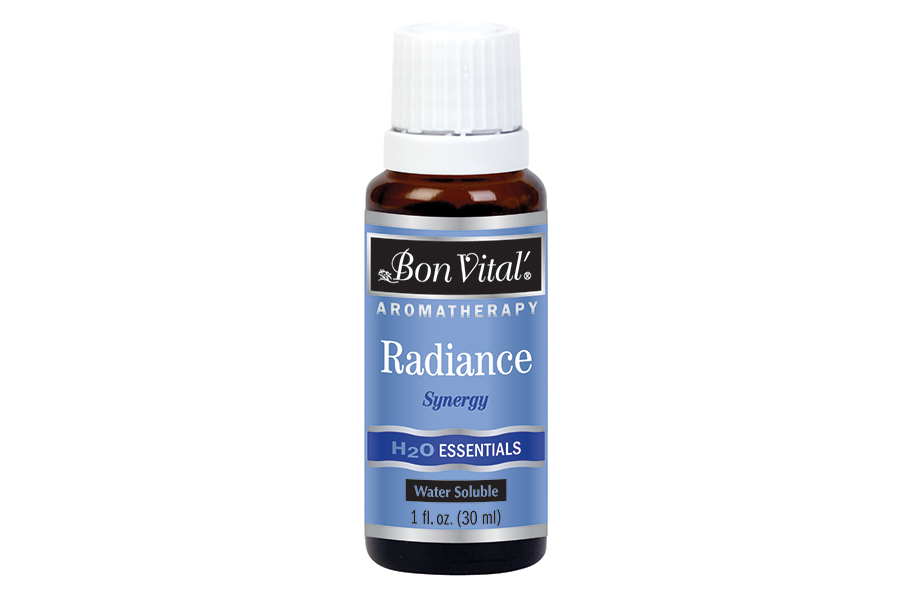 Aromatherapy H2O Essentials Radiance Synergy by Bon Vital´®